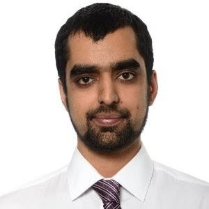 Profile picture of CareCompare Director and Co-Founder Adam Ali