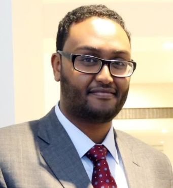 Profile picture of CareCompare Director and Co-Founder Liban Saleh