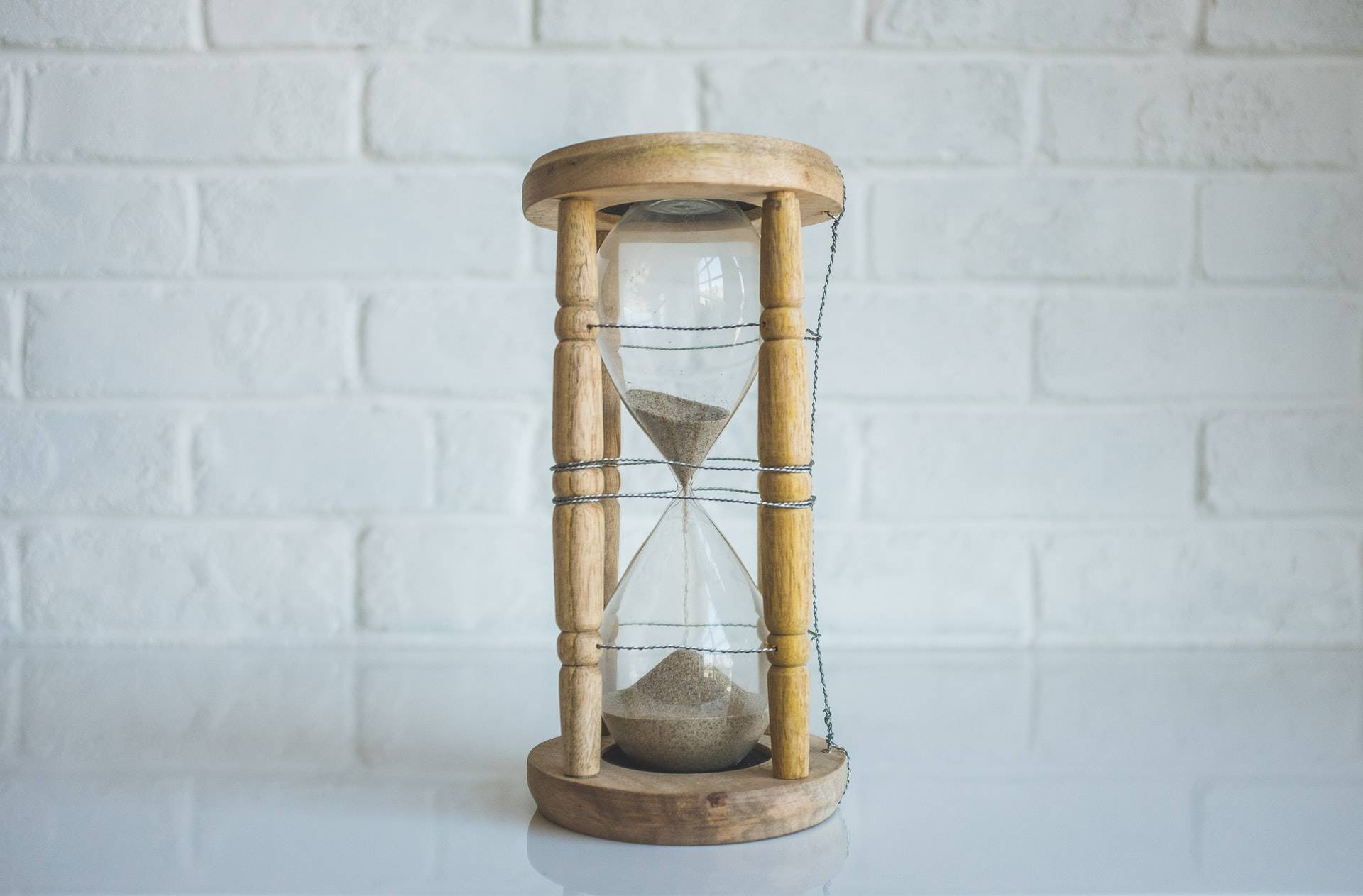 Picture of hourglass
