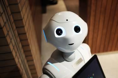 Image of robot carer